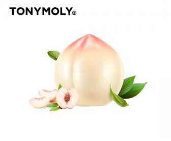 【未开售】Tonymoly/托尼魅力水蜜桃子护手霜女滋润保湿补水 30G