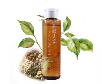 【特价10刀】Cosme XIVA日本酵素发酵美容卸妆水液浓缩保湿去黑头闭口300ml