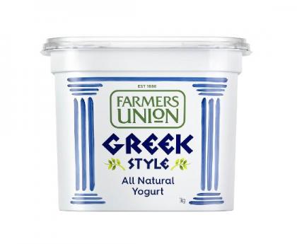 【直发中国】 澳大利亚国民酸奶 Farmers Union 希腊酸奶 单杯140g