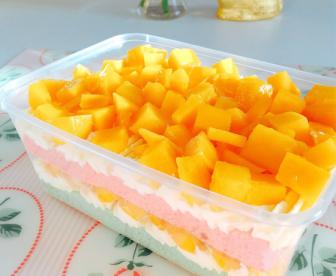 彩虹超级芒果盒子