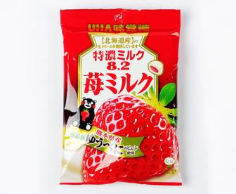 日本草莓糖三连包