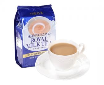 【新品到货】日本进口royal日东红茶皇家奶茶北海道经典条装网红速溶原味奶茶