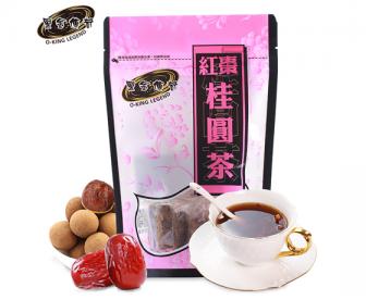 黑金传奇桂圆红枣茶