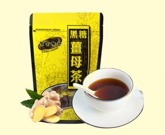 黑金传奇黑糖姜母茶
