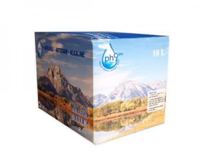 【桶装10L】新西兰全天然碱性健康水ph9+