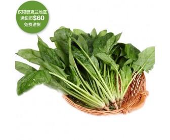 【疫情蔬果专区】菠菜 500克【请单独下单,不要和其它专区商品混搭】