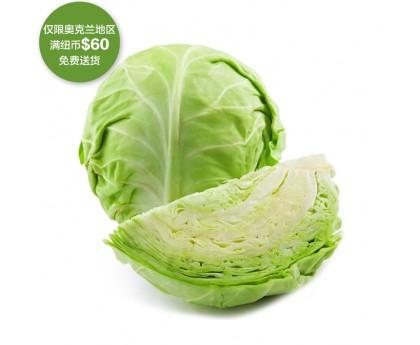 【疫情蔬果专区】卷心菜 1棵【请单独下单,不要和其它专区商品混搭】