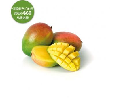 【疫情蔬果专区】南美芒果 1个【请单独下单,不要和其它专区商品混搭】