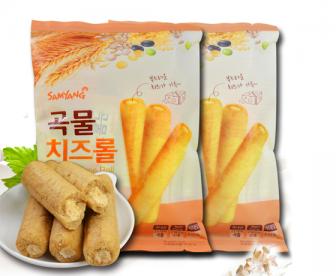 韩国三养芝士卷