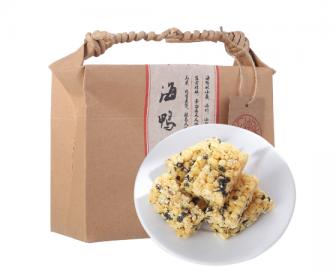 手工御坊蛋黄酥饼海苔味海鸭蛋酥无添加纯手工西式糕点沙琪玛