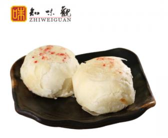 金腿酥饼 知味观糕点 杭州特产馅饼脆皮酥糕点