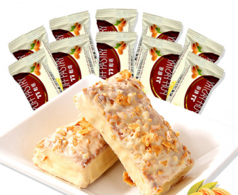 【新品到货】台湾蜜兰诺77松塔奶香味210g约14枚