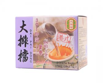 港式奶茶大排档鸳鸯原味奶茶三合一