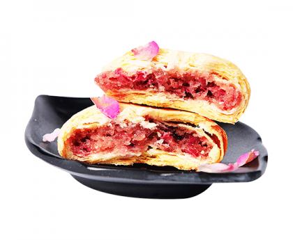 云南特色鲜花饼 10只礼装(5种口味)