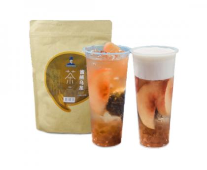 【新品立减5刀,特价15值!】Boss Blend水蜜桃乌龙 袋泡茶奶茶茶包 水果茶7g*30泡茶原料