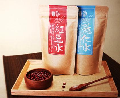 台湾纤Q好手艺红枣枸杞水红豆水薏米水