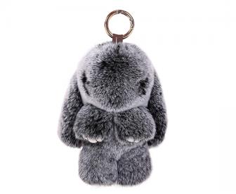 【特价35刀】獭兔毛可爱兔子挂件