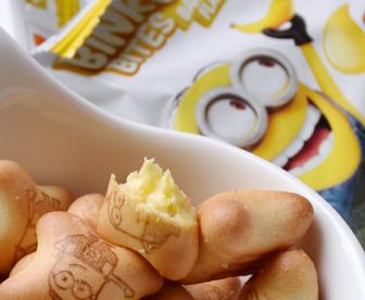小黄人饼干