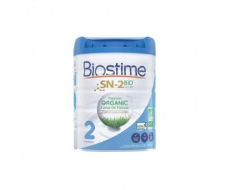 【新西兰直邮包邮】Biostime 合生元 有机婴儿配方奶粉2段 800克/罐(6-12个月适用)【奶粉订单身份证必须上传】