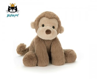 Jellycat Smudge猴子(中号:34厘米)