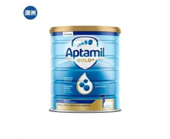 【澳洲直邮包邮】Apatmil 爱他美 金装3段 900克/罐(12个月以上适用)