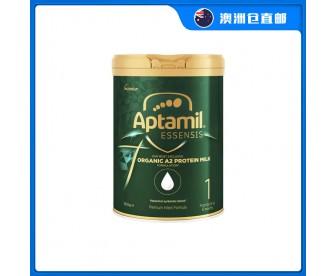 【澳洲直邮包邮】Aptamil 爱他美 奇迹绿罐 有机A2蛋白婴幼儿奶粉一段 900克/罐【奶粉订单收件人身份证必须上传】