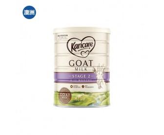 【澳洲直邮包邮】Karicare 可瑞康 羊奶粉2段 1罐*900克(适合6-12个月婴儿)