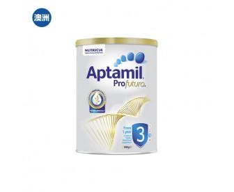 【澳洲直邮包邮】Aptamil 爱他美 白金版3段 900克/罐(1岁以上适用)