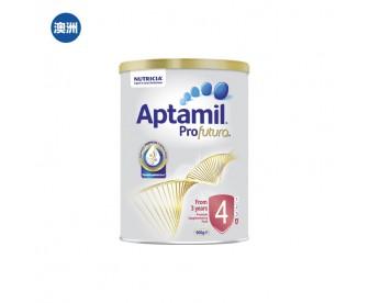 【澳洲直邮包邮】Aptamil 爱他美 白金版4段 900克/罐(3岁以上适用)