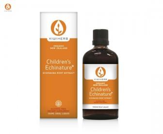 Kiwiherb 儿童紫锥菊免疫增强滴济 100毫升(0岁可用)