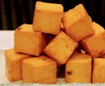 正宗卤味卤鱼豆腐