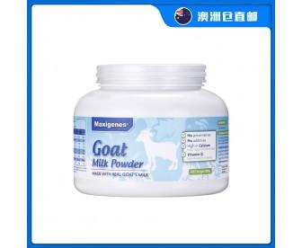 【澳洲直邮包邮】Maxigenes 美可卓 成人山羊奶粉 400克/罐(3岁以上适用)