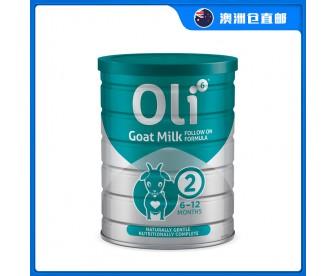 【澳洲直邮包邮】Oli6 颖睿 婴幼儿配方羊奶粉二段 800克/罐