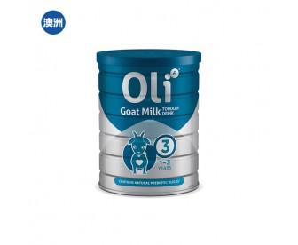 【澳洲直邮包邮】Oli6 颖睿 婴幼儿配方羊奶粉三段 800克/罐(新疆、西藏地区不发货)
