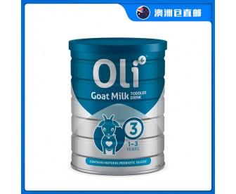 【澳洲直邮包邮】Oli6 颖睿 婴幼儿配方羊奶粉三段 800克/罐
