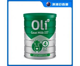 【澳洲直邮包邮】Oli6 颖睿 婴幼儿配方羊奶粉四段 800克/罐(保质期:2021.09)