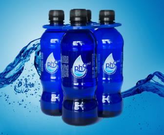 新西兰全天然碱性健康水ph9+