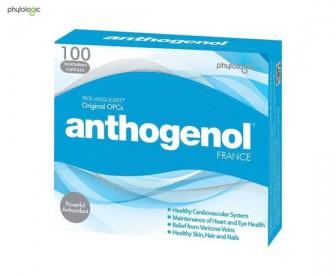 Anthogenol 月光宝盒 抗氧化花青素葡萄籽精华 100粒
