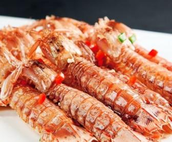 熟冻皮皮虾