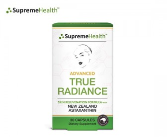 SupremeHealth 至上健康 雨生红球藻虾青素美白胶囊/美白丸 30粒