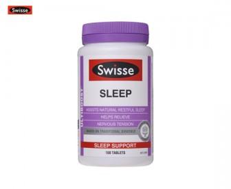 Swisse 缬草睡眠片 100片