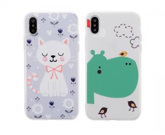 【苹果X】可爱手机壳