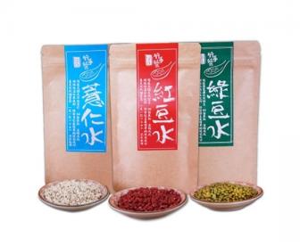 【特价】台湾纤Q好手艺红枣枸杞水红豆水薏米水