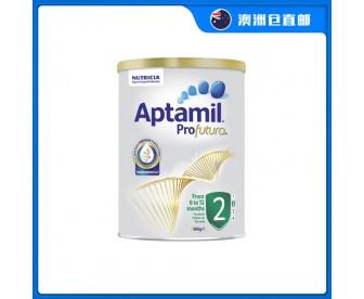 【澳洲直邮包邮】Aptamil 爱他美 白金版2段 900克/罐(6-12个月)