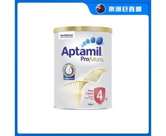 【澳洲直邮包邮】Aptamil 爱他美 白金版4段 900克/罐(3岁+)