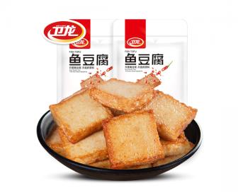 【新品】卫龙鱼豆腐180G